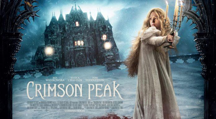 Crimson Peak (2015) Filmkritik Slider