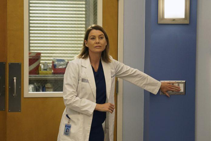 Greys Anatomy Season 12