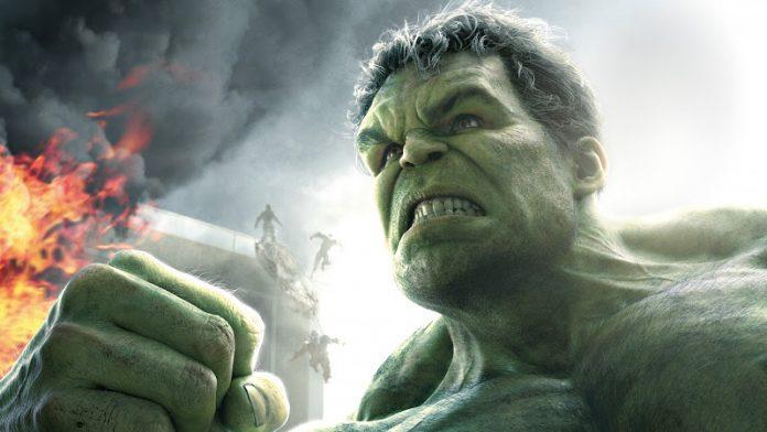 Captain America Civil War Hulk