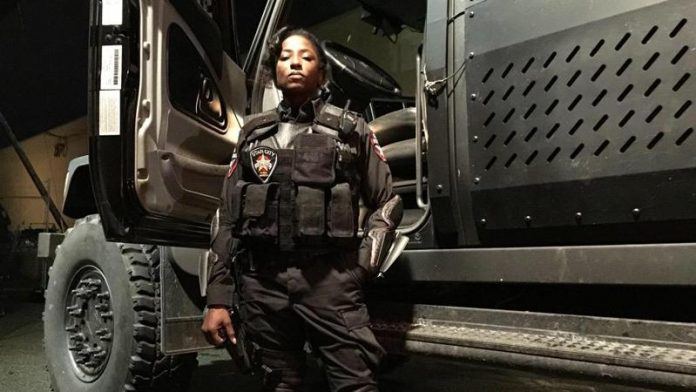 Arrow Season 4 Lady Cop