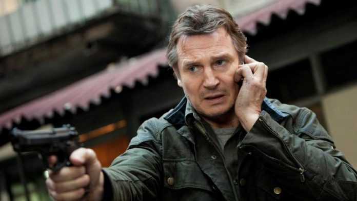 Liam Neeson The Revenger