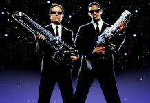 Men in Black Reboot