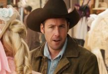 Adam Sandler The Ridiculous Six