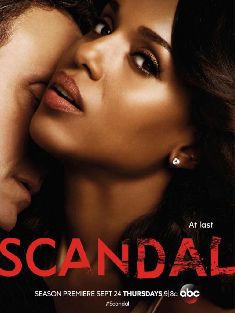 Scandal Staffel 5 Poster
