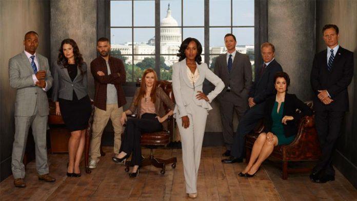Scandal Staffel 5 Trailer