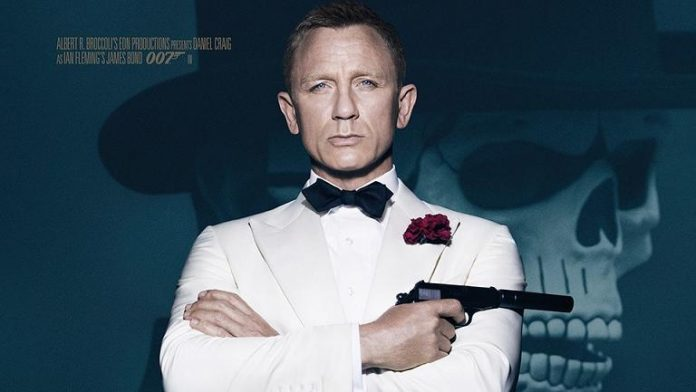 James Bond Daniel Craig
