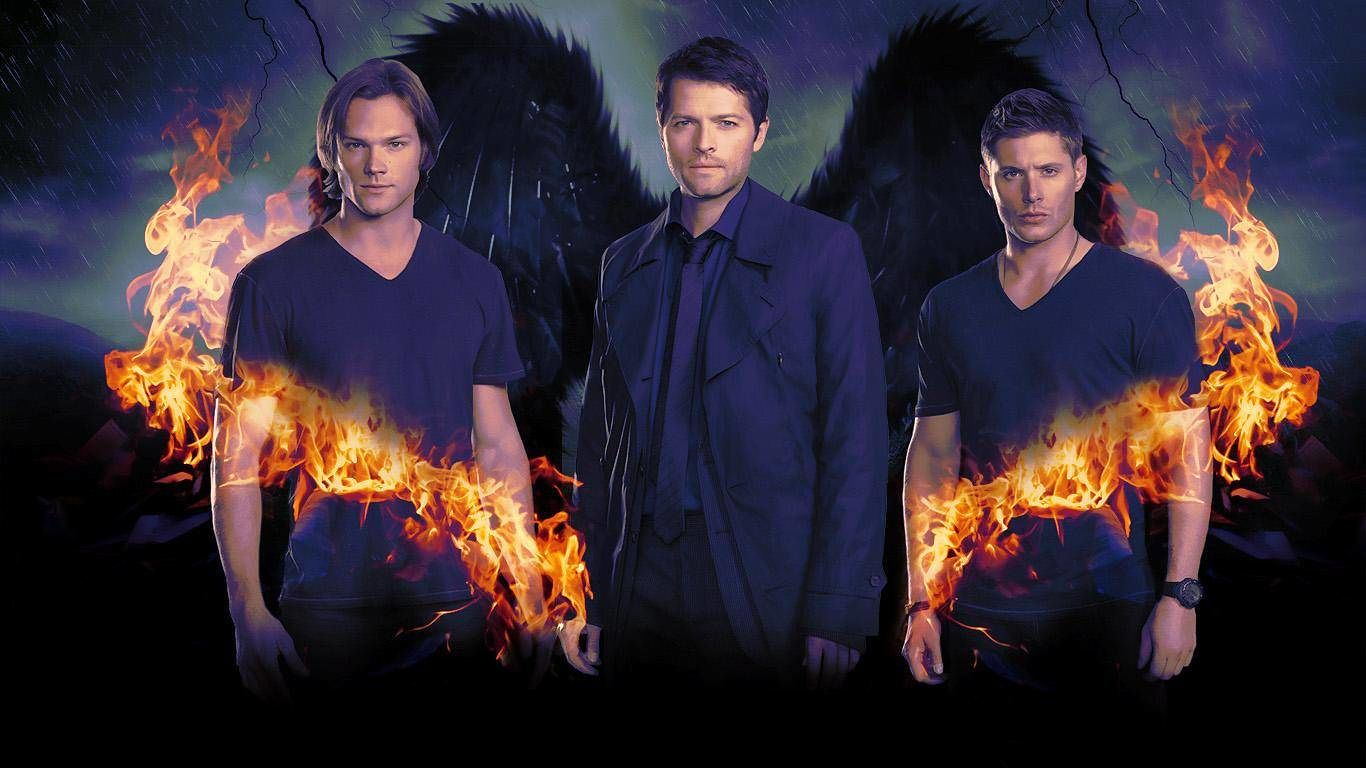 Supernatural Staffel 11 Trailer