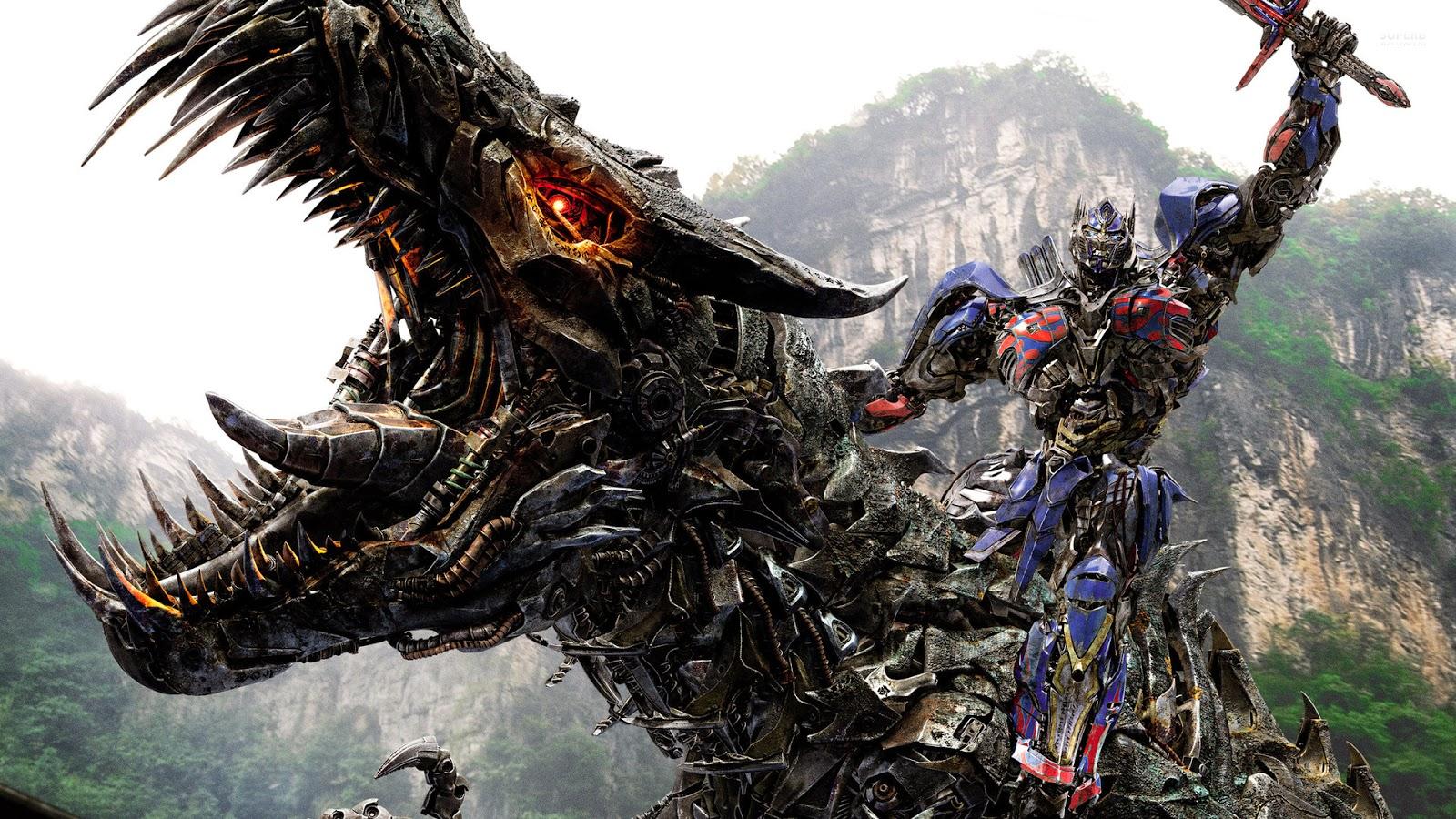 Transformers 5 Animationsfilm