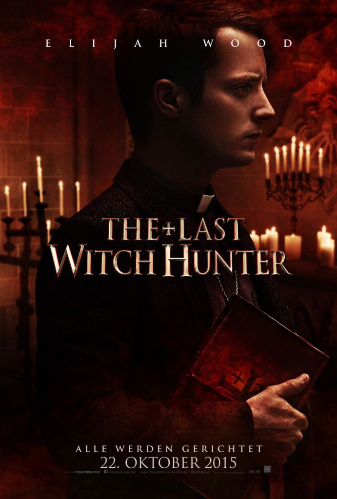 The Last Witch Hunter Trailer 2 Charakterposter 4
