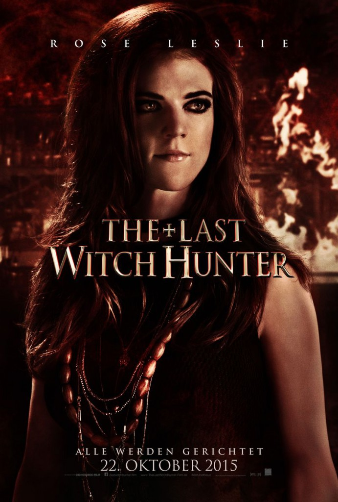 The Last Witch Hunter Trailer 2 Charakterposter 2