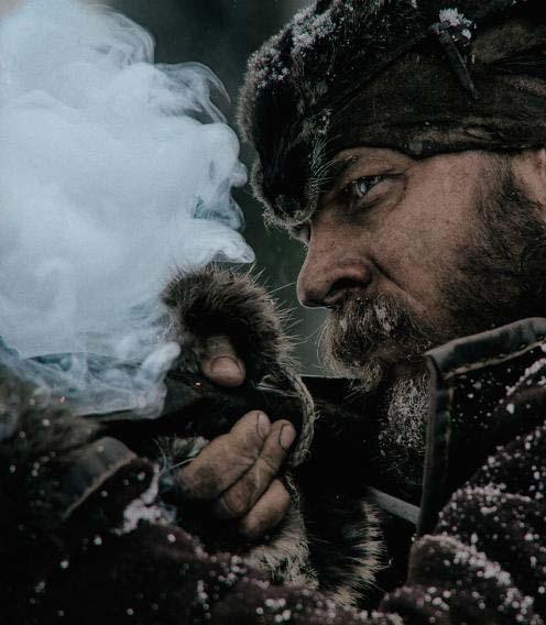 The Revenant Trailer & Bilder 1