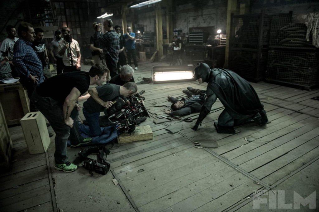 Batman v Superman Foto 1