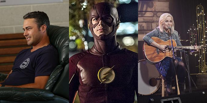 The Flash iZombie Chicago Fire Quoten