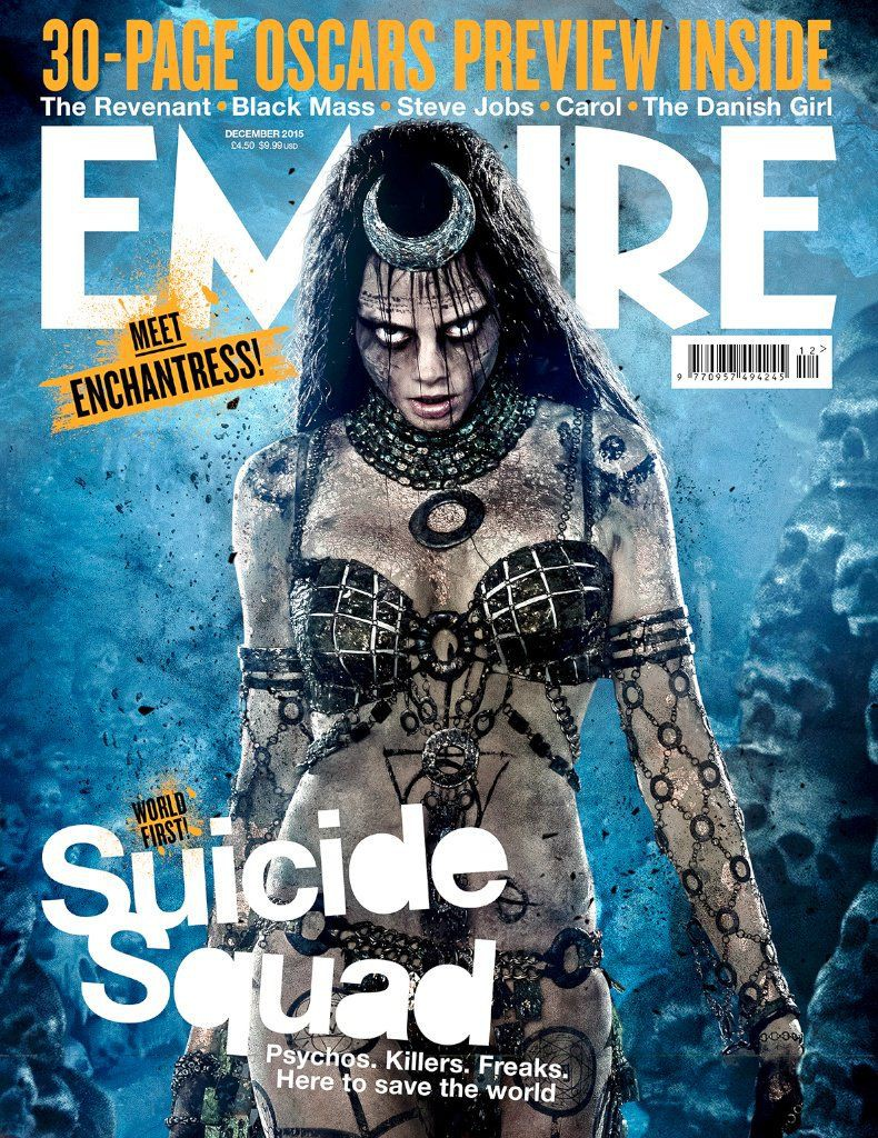 Suicide Squad Joker Enchantress 2