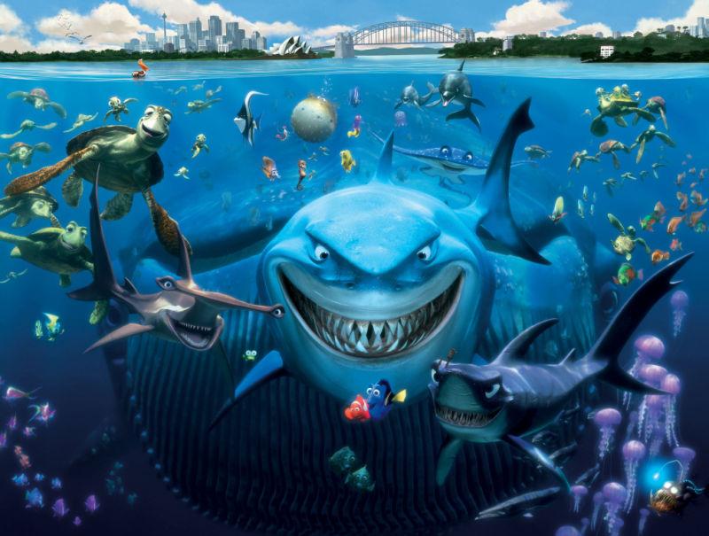 Pixar Theory Findet Nemo Ratatouille 1