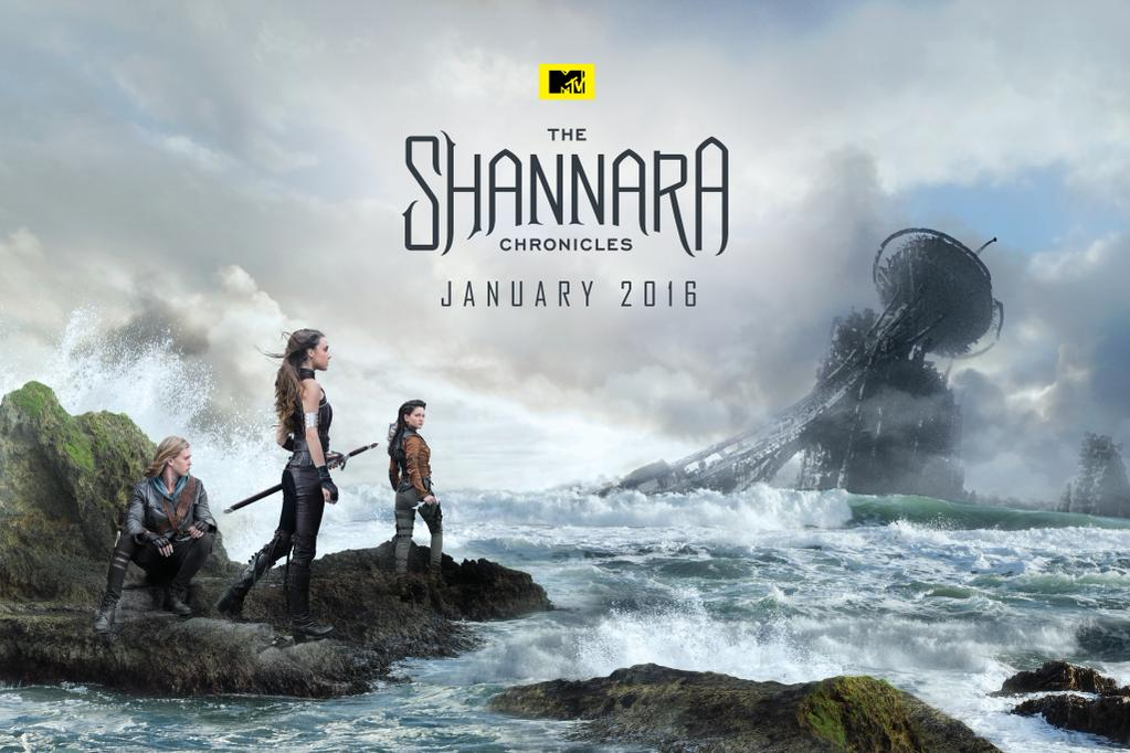 The Shannara Chronicles Trailer Start