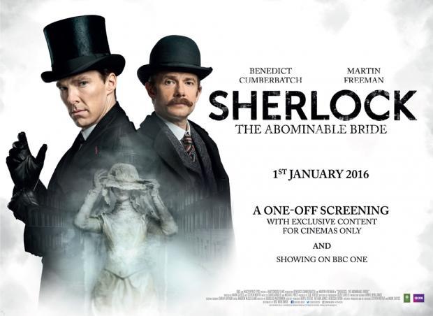 Sherlock Special Start Kinoposter