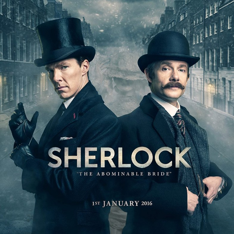 Sherlock Special Start Poster