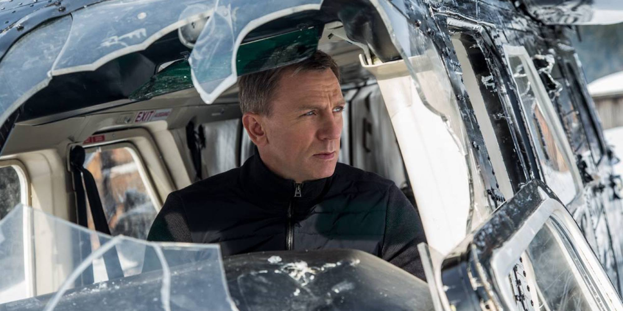 Spectre Start Box-Office