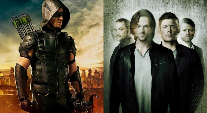 Arrow Supernatural Einschaltquoten