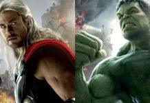 Thor Ragnarok Hulk
