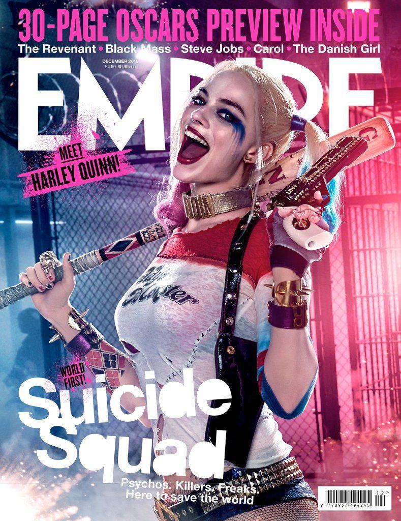 Margot Robbie Harley Quinn 1