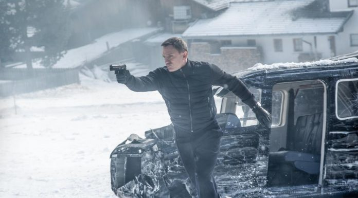 Box Office USA Spectre Wochenende 2