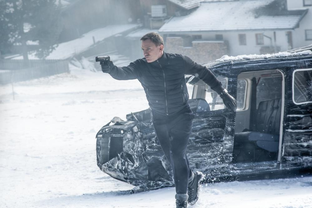 Box Office USA Spectre Wochenende 2