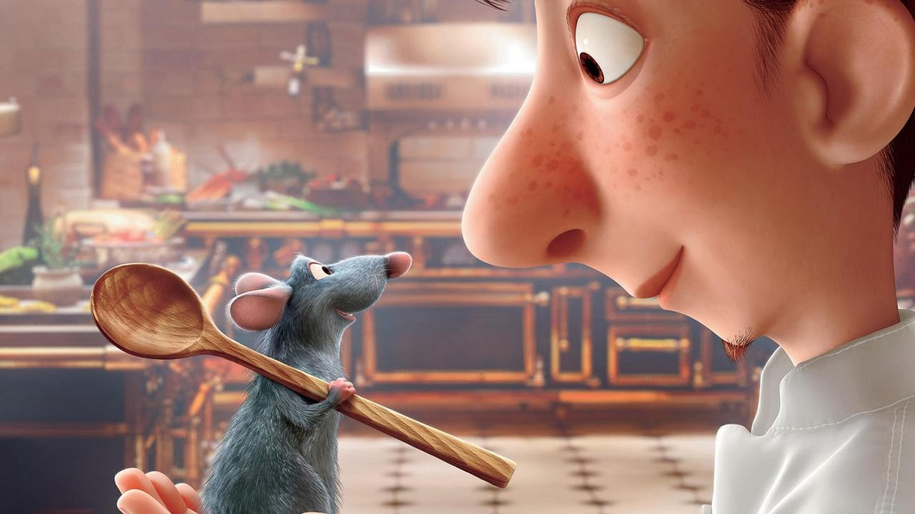 Pixar Theory Findet Nemo Ratatouille 2