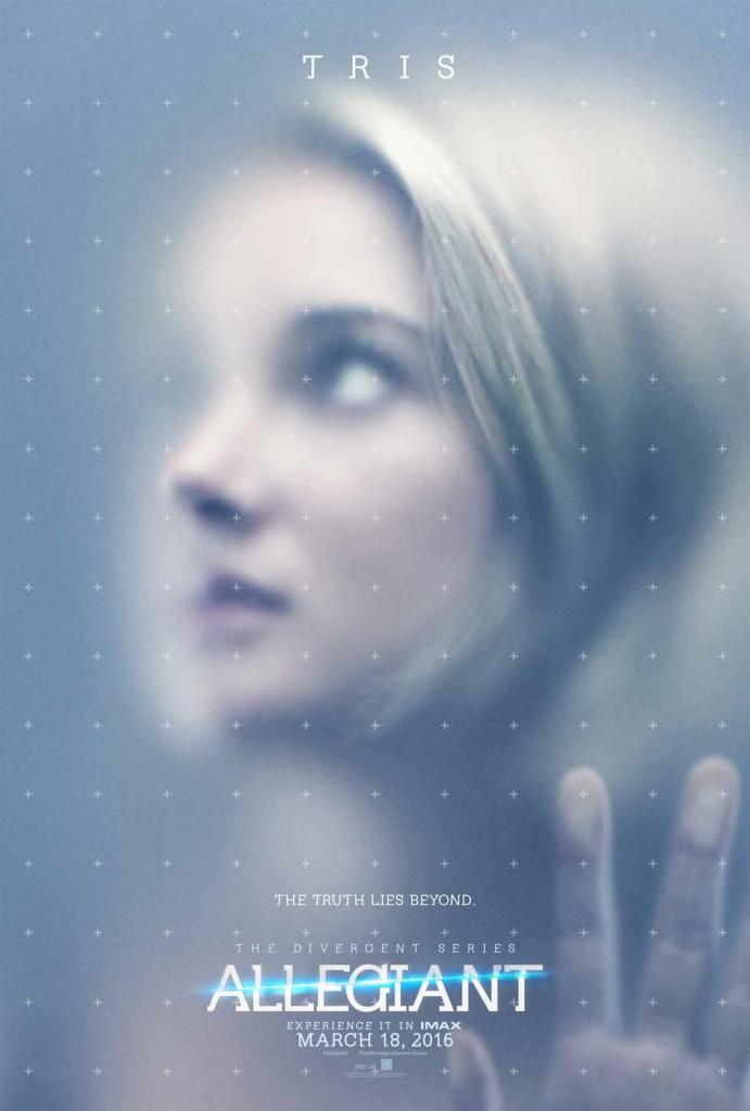 Die Bestimmung Allegiant Trailer & Poster 2