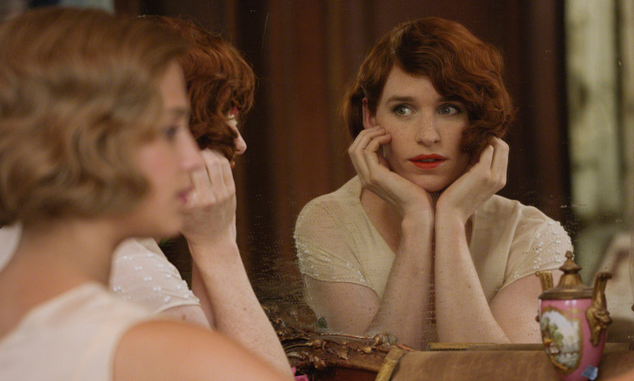 The Danish Girl (2015) Filmkritik
