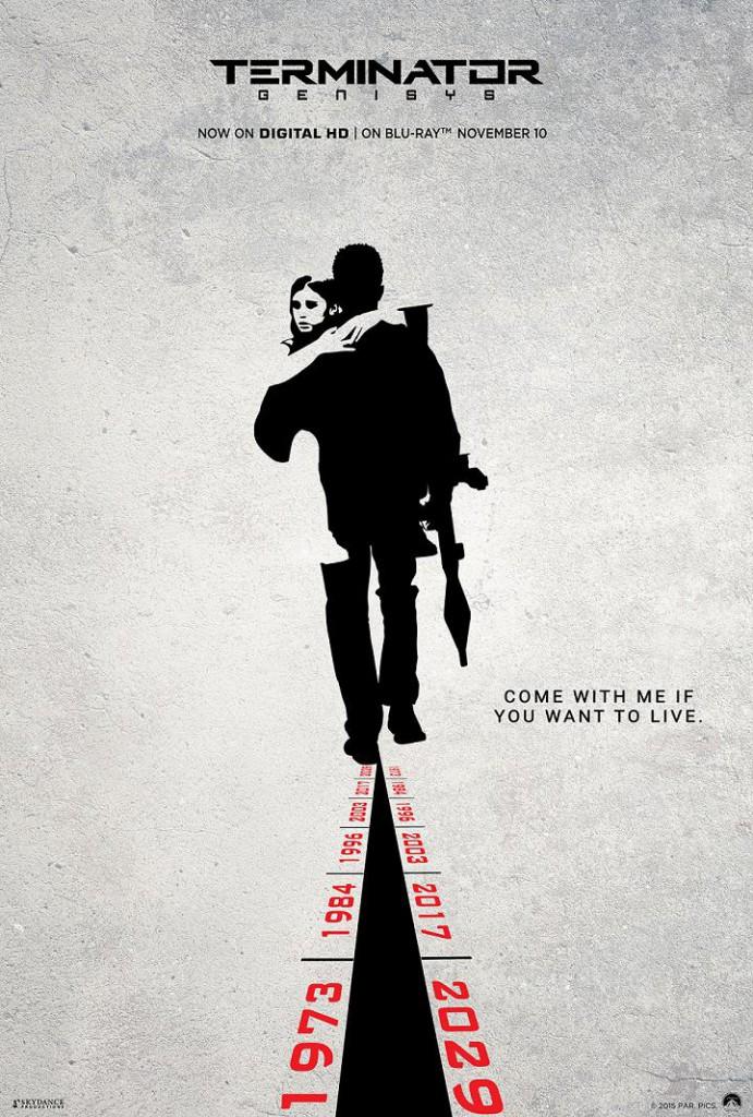 Terminator Genisys Plakate 4