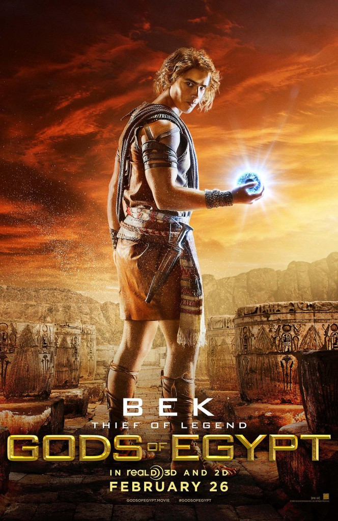 Gods of Egypt Trailer & Poster 5
