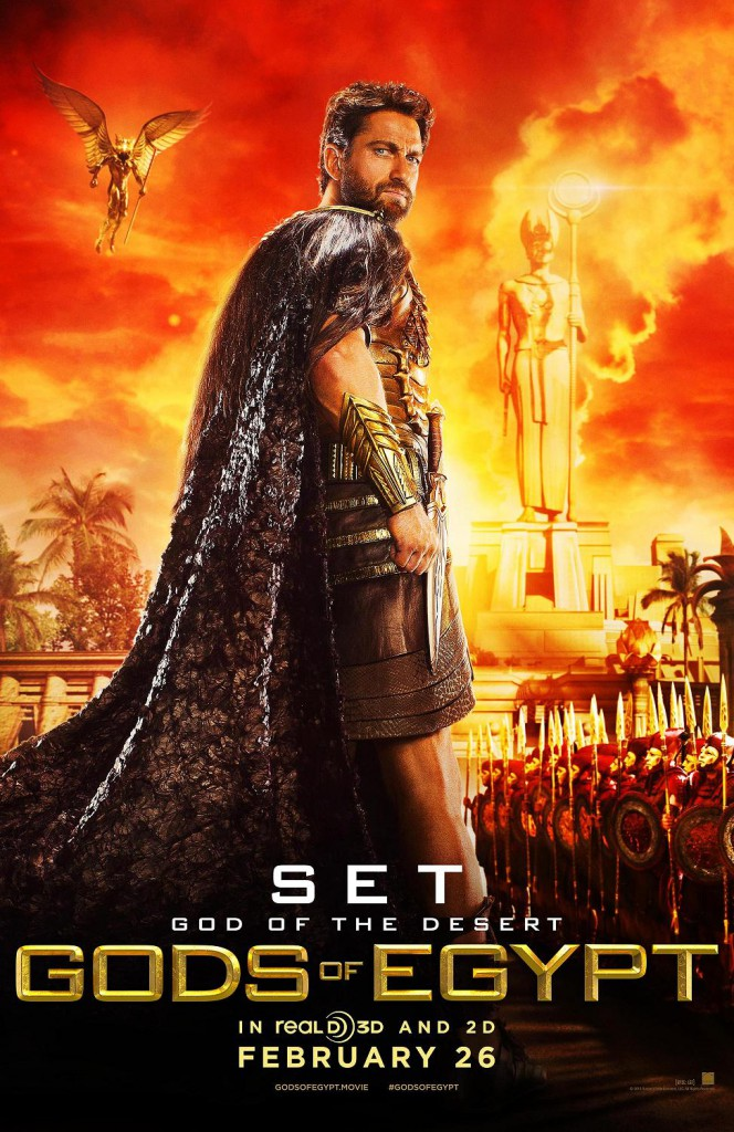 Gods of Egypt Trailer & Poster 3