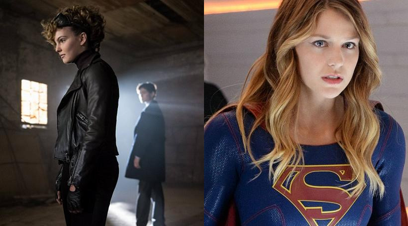 Supergirl Gotham Season 2 Quoten
