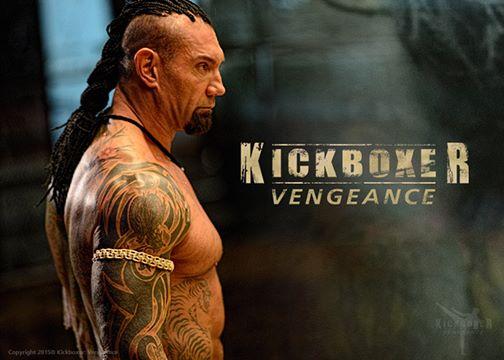 Kickboxer Remake Dave Bautista 1