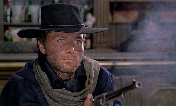 Django Lives Franco Nero