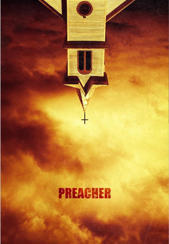 Preacher Trailer Poster