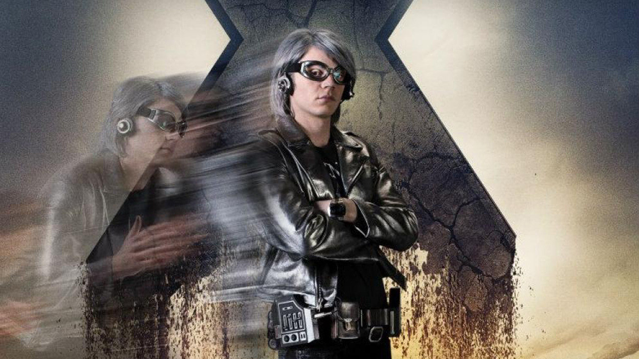 X Men Apocalypse Quicksilver