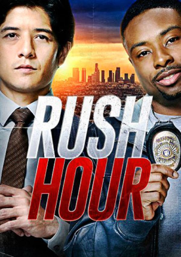 Rush Hour Serie Trailer Poster