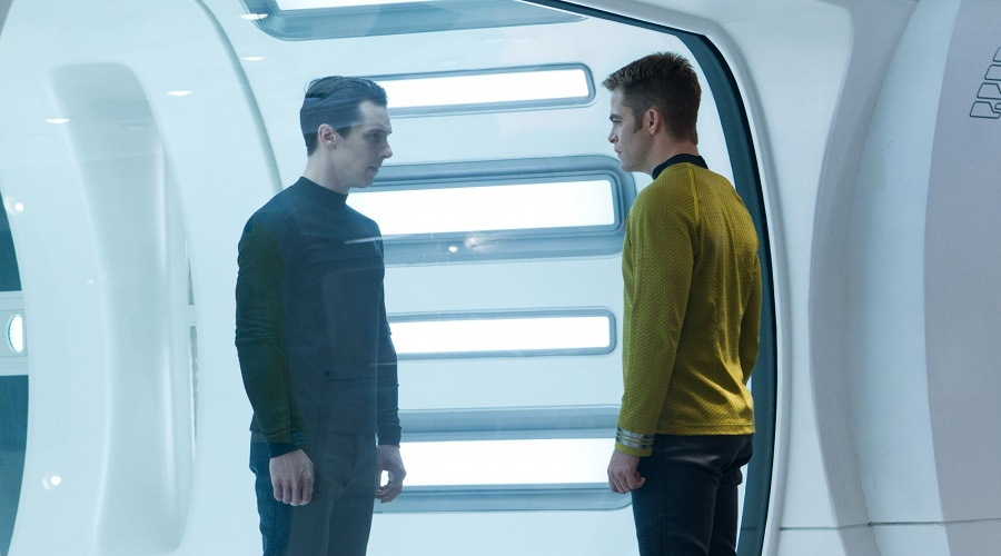Star Trek into Darkness JJ Abrams