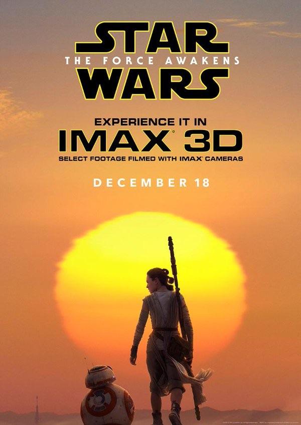 Star Wars Das Erwachen der Macht Spot Poster