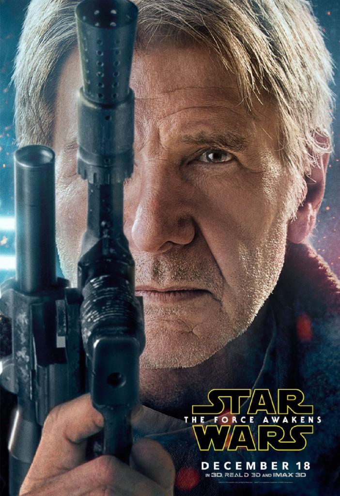 Star Wars Episode VII Charakterposter 4