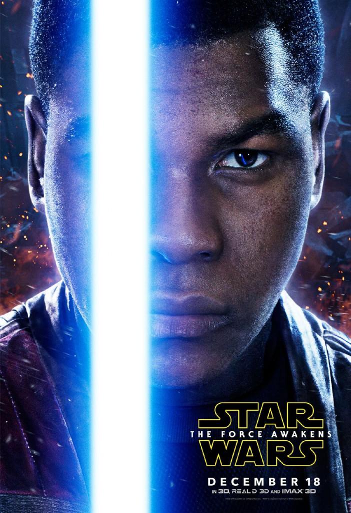 Star Wars Episode VII Charakterposter 1