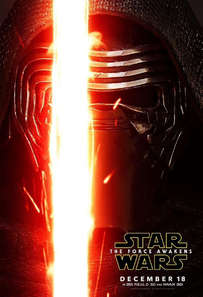 Star Wars Episode VII Charakterposter 5