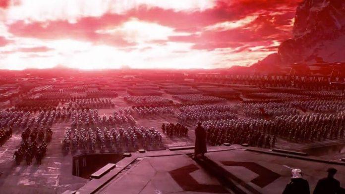Star Wars Episode VII Spot