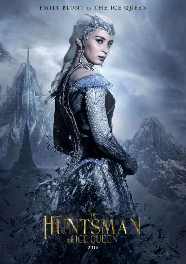 The Huntsman and The Ice Queen Trailer Poster 4