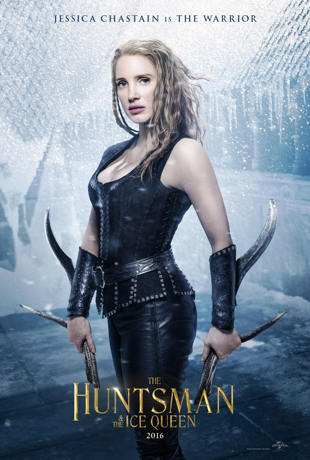 The Huntsman and The Ice Queen Trailer Poster 5