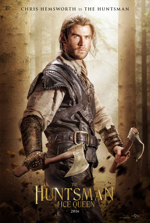 The Huntsman and The Ice Queen Trailer Poster 6