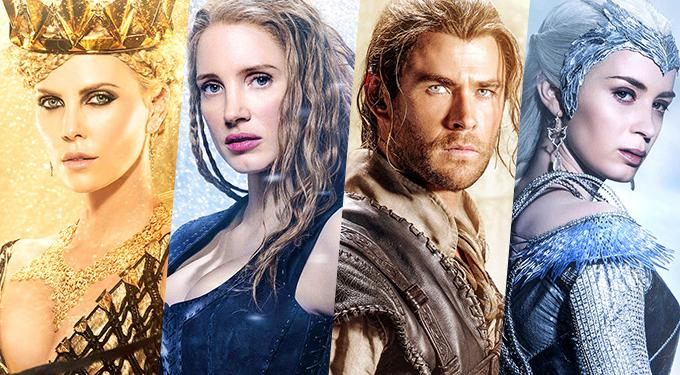 The Huntsman and the Ice Queen Trailer